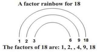 factor rainbow