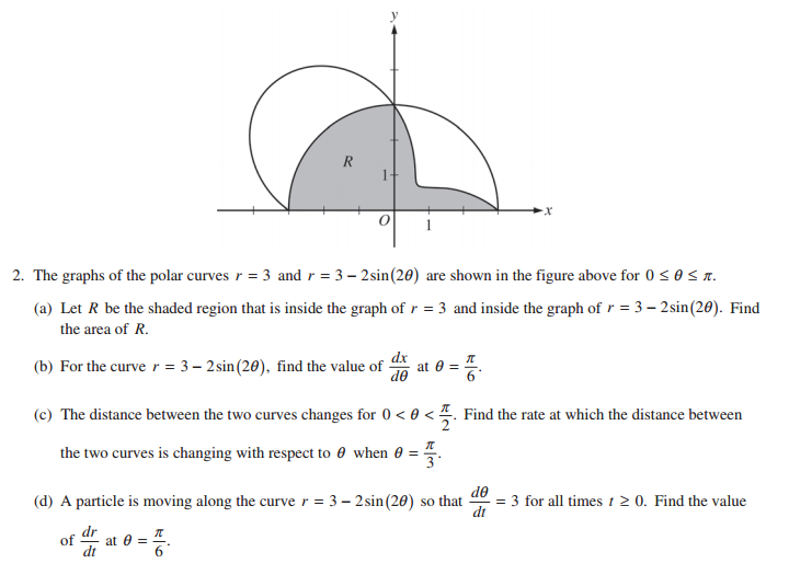 AP Calculus BC 2014 Exam solutions questions videos – Ap Calculus Worksheets