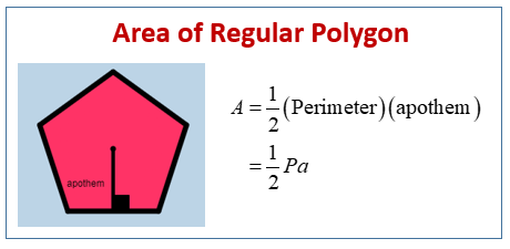 Area of Polygons (examples, solutions, worksheets, videos, activities)