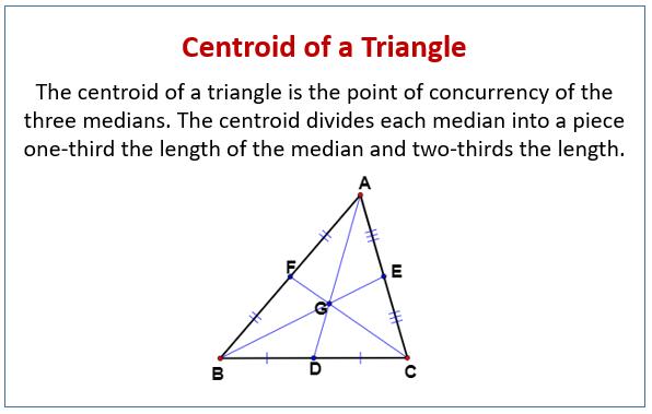 Centroid Triangle