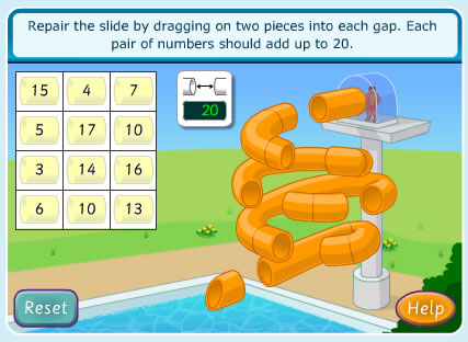 Addition And Subtraction Games And Worksheets Examples