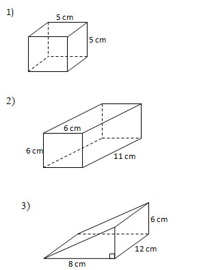 Printables Surface Area Worksheet find the surface area of solids worksheets and solutions