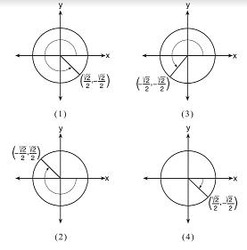 Trigonometry Regents August 2016