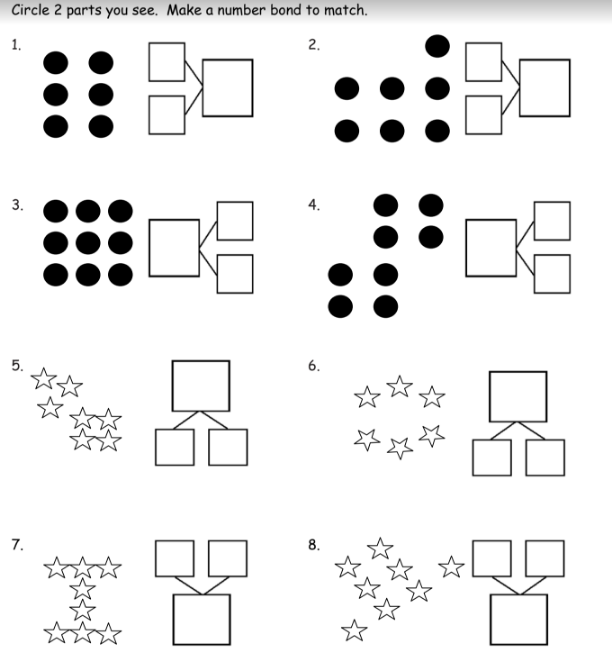 Eureka Grade 1 Module 1 Lesson 1 Worksheet