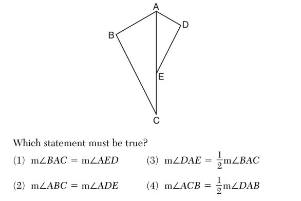 Geometry Common Core 2017