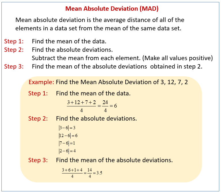 Measures of Variability solutions examples worksheets games – Measures of Variation Worksheet