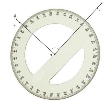 Measure Angle Protractor