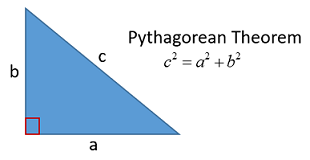 SparkNotes: Special Triangles: The Pythagorean Theorem