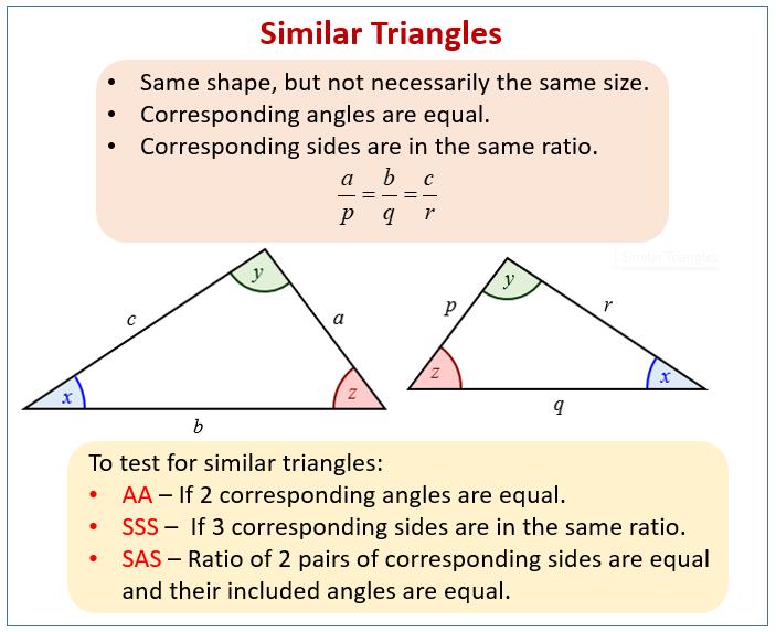 Similar Triangle