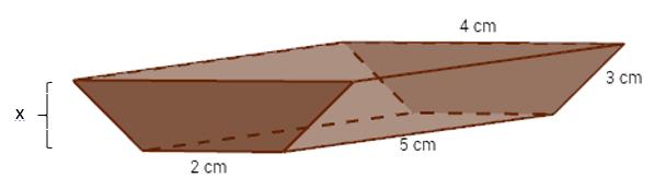 trapezoidal prism